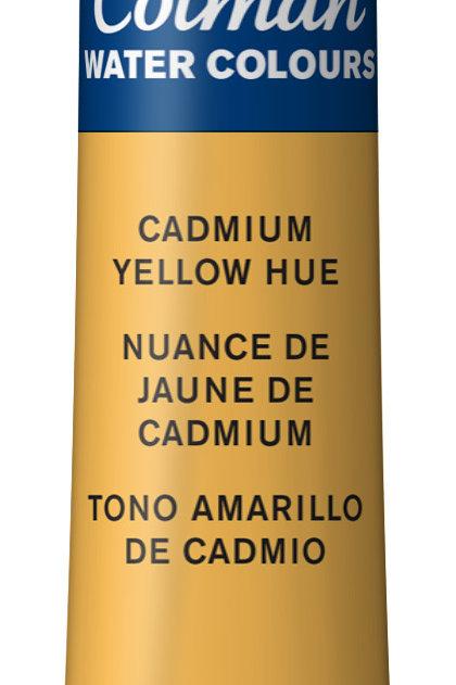 109 W&N Cotman Water Colour - Cadmium Yellow Hue