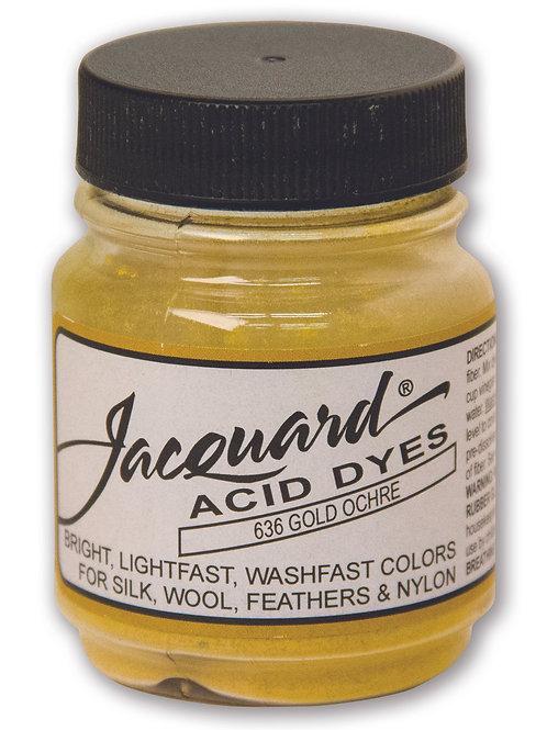 Jacquard Acid Dyes - Gold Ochre
