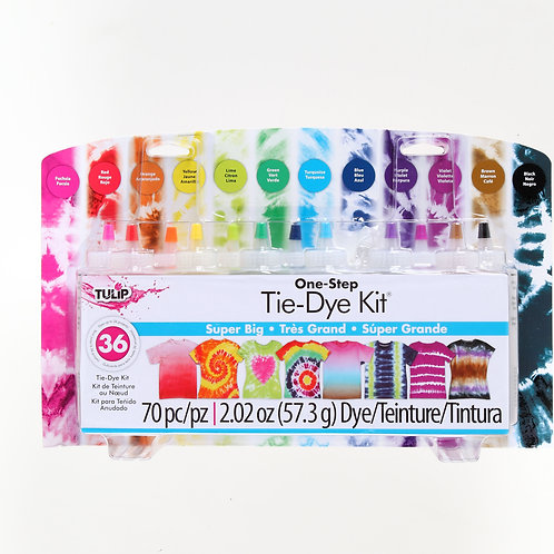 Tulip Tie Dye Kits - 12 Bottle
