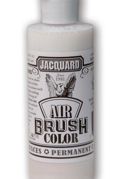 Jacquard Airbrush Colour 118ml - 2307 Metallic White