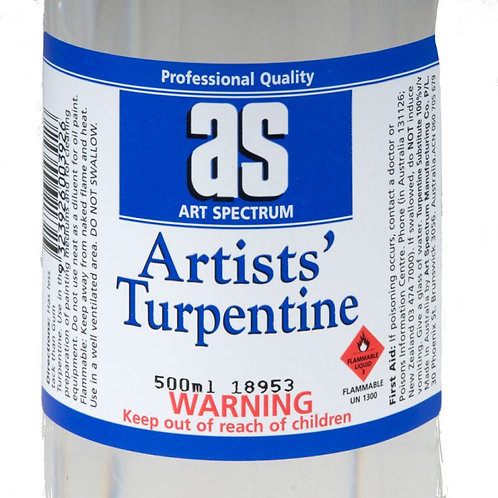 AS Artist Turpentine