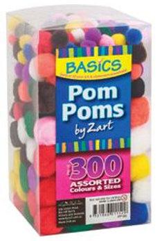 PP106 CS Basics - Pom Poms
