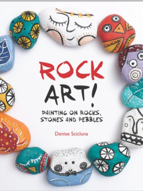 Rock Art by Denise Scicluna