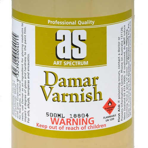 AS Damar Varnish
