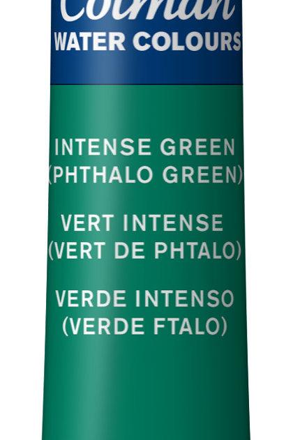 329 W&N Cotman Water Colour - Intense Green