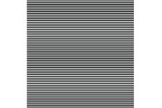 CRBLST Printed Club Roll Black Stripe