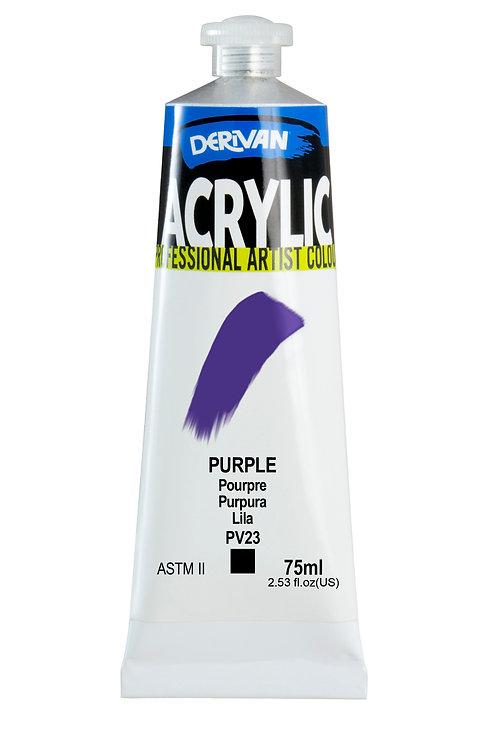 Derivan Acrylic - Purple