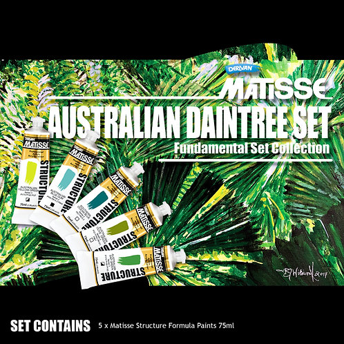 Matisse Structure Daintree Fundamental Set