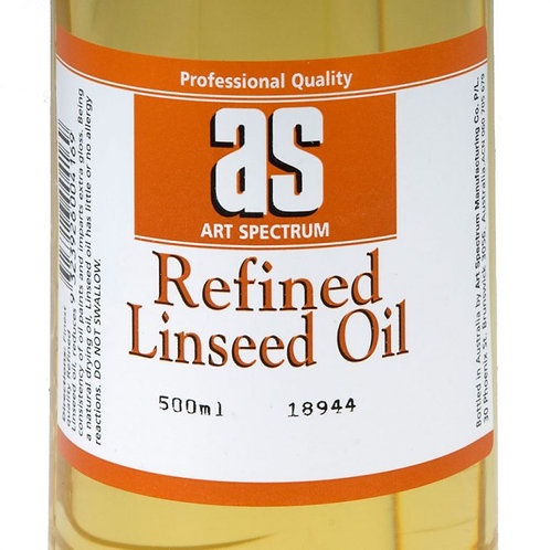 AS Refined Linseed Oil