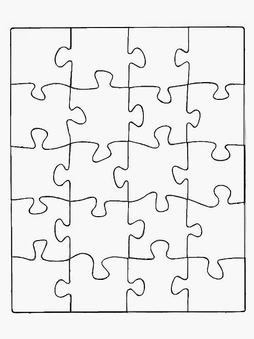 CS Cardboard Jigsaws