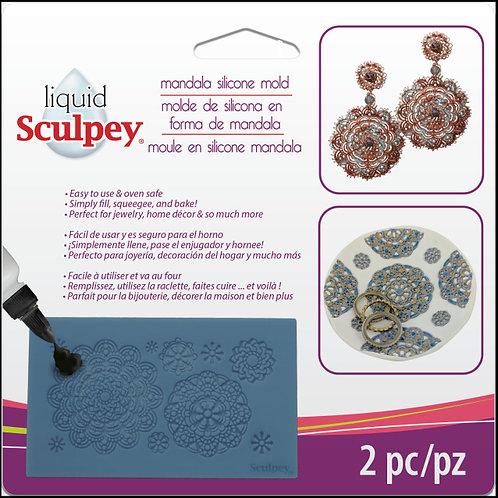 Liquid Sculpey Silicone Molds