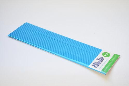 3Doodler PLA Plastic Strands - Island Blue