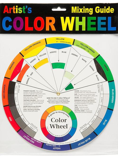 ACW EC Artists Colour Wheel 23.5cm