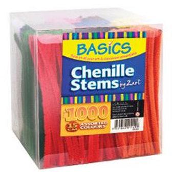 CS Basics Chenille Stems 15cm