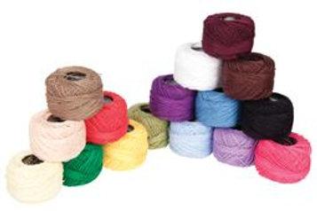 CT008 CS Mini Perle Cotton Thin #8