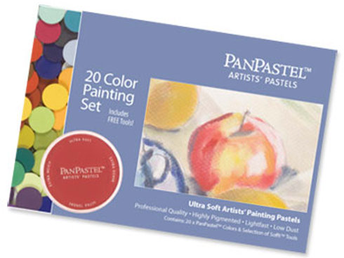 PanPastels 20 Colour Sets