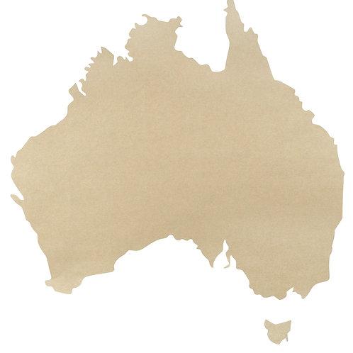 CS Australia Maps - Large