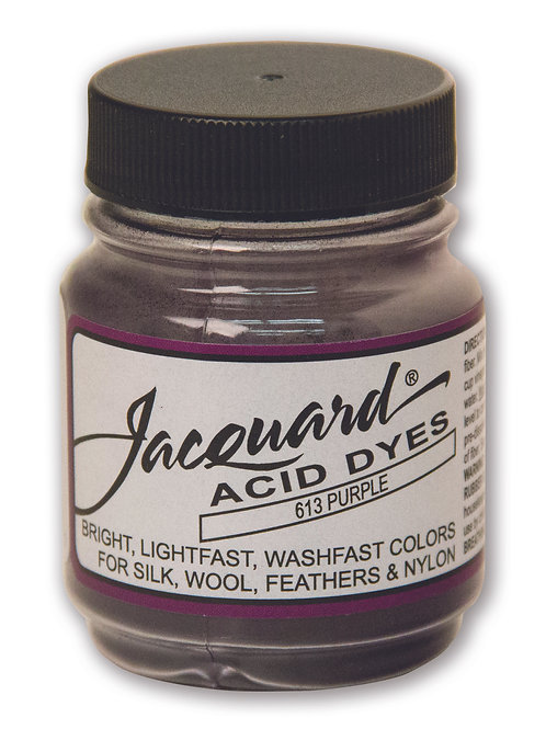Jacquard Acid Dyes - Purple