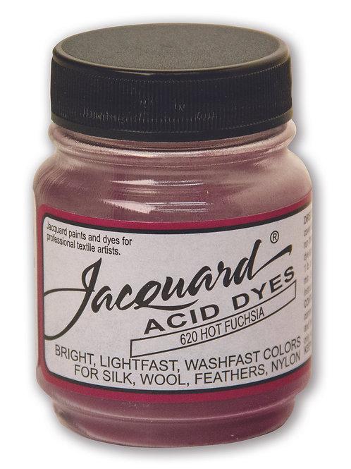 Jacquard Acid Dyes - Hot Fuschia