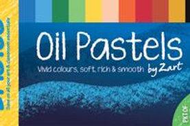 CS Basics Oil Pastels - Large