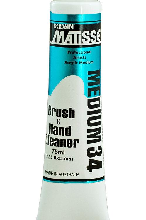 Matisse MM34 Brush & Hand Cleaner