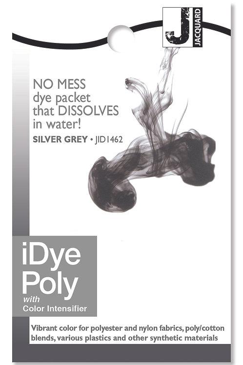 Jacquard iDye Poly - 1462 Silver Grey