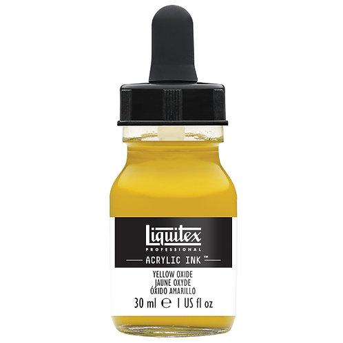 416 Liquitex Acrylic Ink 30ml - Yellow Oxide