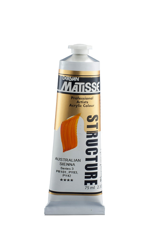 Matisse Structure Formula Australian Sienna
