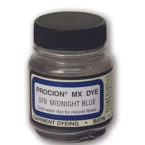 Jacquard Procion MX Dye - Midnight Blue