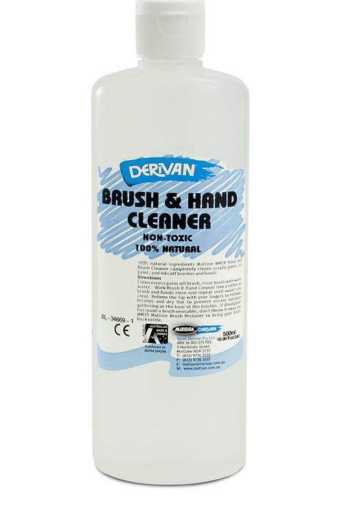Derivan Brush & Hand Cleaner