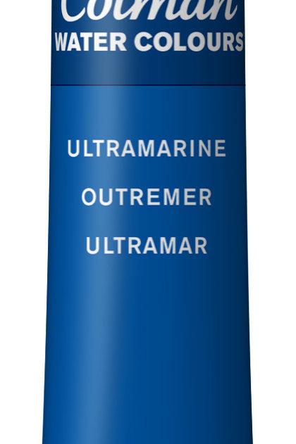 660 W&N Cotman Water Colour - Ultramarine