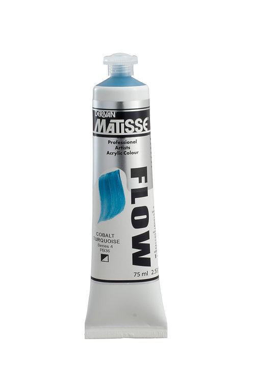 Matisse Flow Formula Cobalt Turquoise