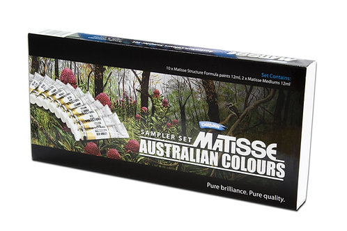 Matisse Australian Colour Sampler Set
