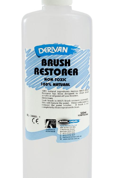 Derivan Brush Restorer