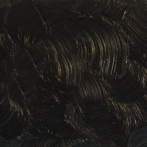 1212 Gamblin Fastmatte Oil Colour 37ml - Chromatic Black