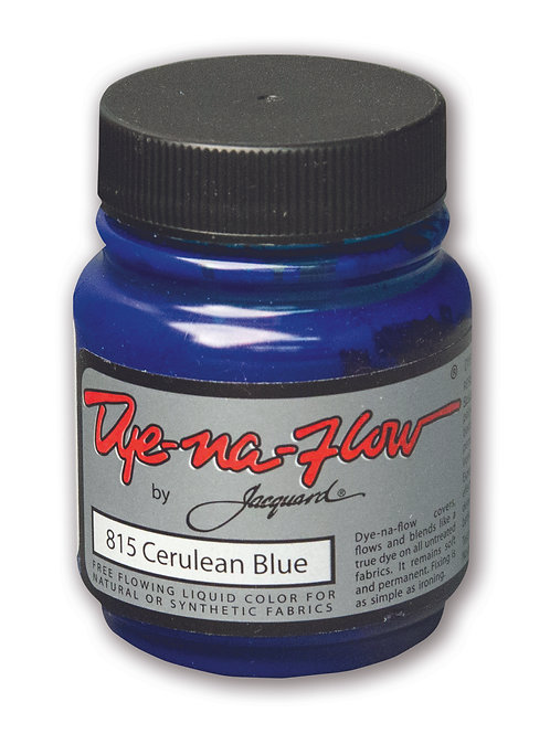 Jacquard Dye Na Flow 70ml - Cerulean Blue