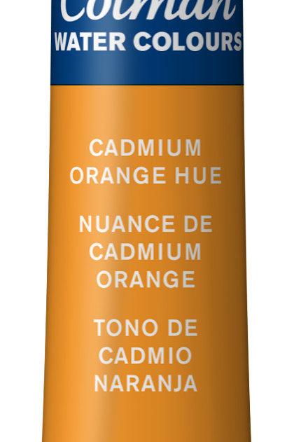 090 W&N Cotman Water Colour - Cadmium Orange Hue