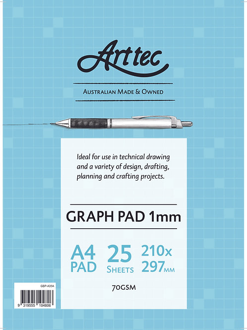 Art tec Graph Pads