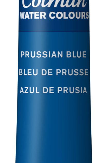 538 W&N Cotman Water Colour - Prussian Blue