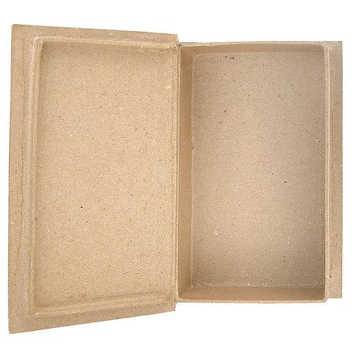 Papier Mache Book