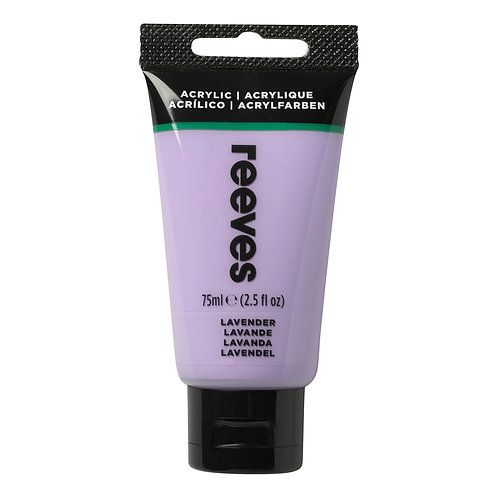 305 Reeves Artists' Acrylic Tube - Lavender
