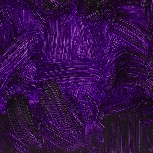 1260 Gamblin Fastmatte Oil Colour 37ml - Dioxazine Purple