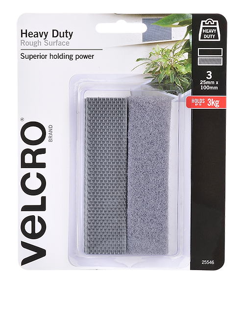 VELCRO® Brand hook-and-loop fastener Heavy Duty Rough Strips