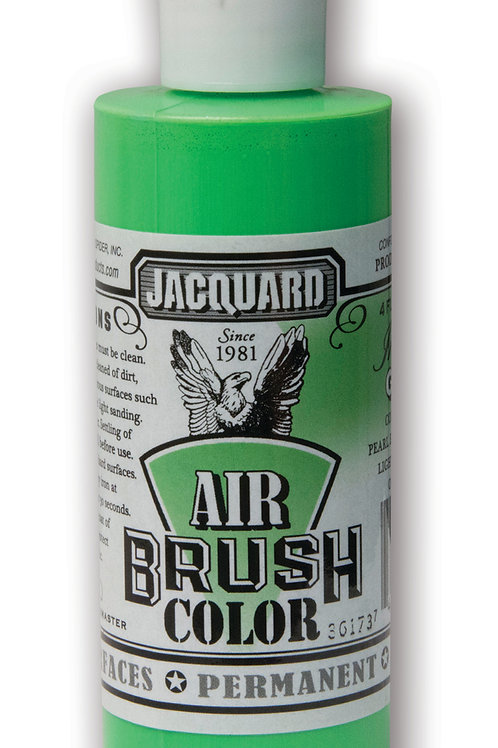 Jacquard Airbrush Colour 118ml - 2603 Iridescent Green