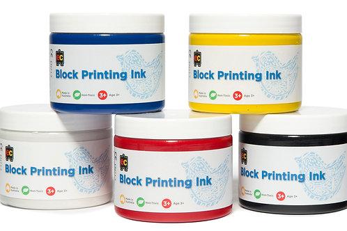 BP250SET EC Block Printing Inks (Set of 6)