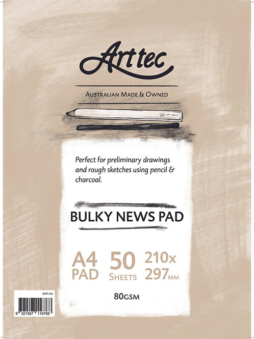 Art tec Bulky News Pads