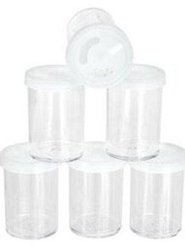 GL050 CS Glitter Shaker Bottles Empty