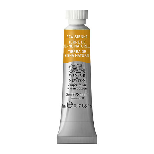 552 W&N Professional Water Colour - Raw Sienna