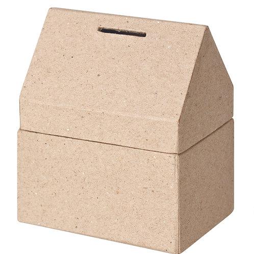 BW890 Papier Mache Money Box