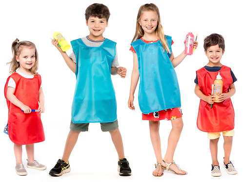 EC Toddler and Junior Artist Aprons